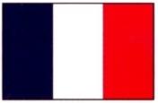 Flag Frankrig